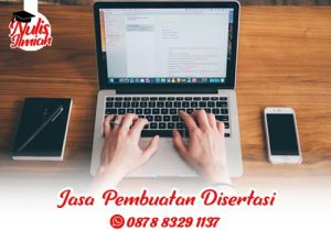 Nulisilmiah - Jasa pembuatan disertasi di Makassar 2