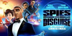 Poster spies in disguise headers
