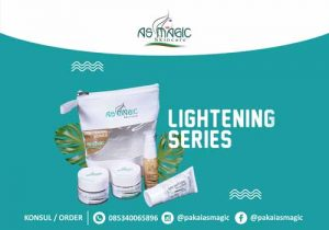 Distributor as magic skincare Indonesia - lightening series