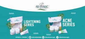 Headers Distributor as magic skincare Indonesia - Acne Series
