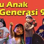 7 Lagu Anak Generasi 90-an