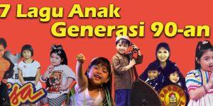 7 Lagu Anak Generasi 90-an - Joshua Suherman - Diobok-obok headers 2