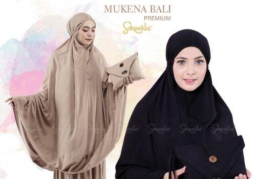 18 Pilihan Kado Pernikahan Shopee - mukena